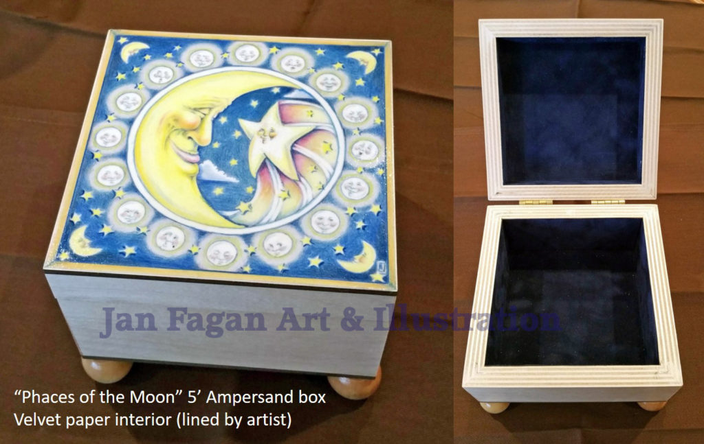 Phaces of the Moon Ampersand Box Watermarked