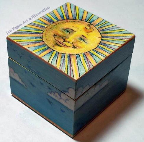 Sunshine box watermarked