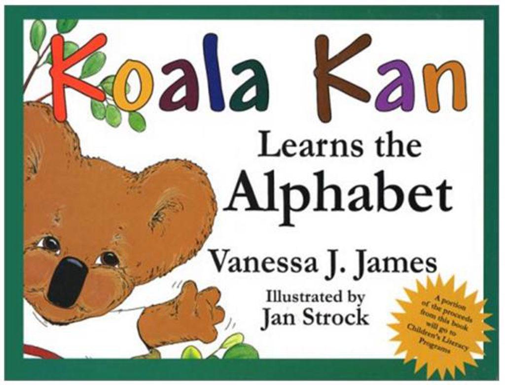 Koala Kan cover alphabet