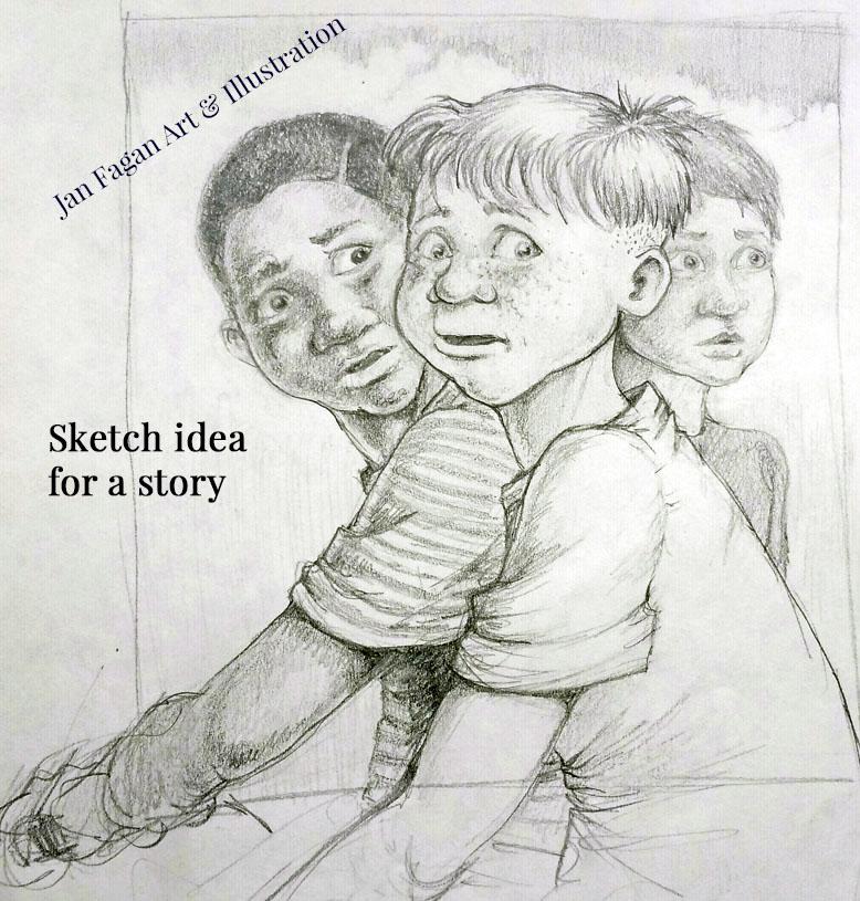 Sketch Idea