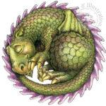 Color dragon w watermark